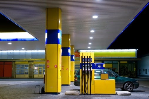 Finding a service station near you