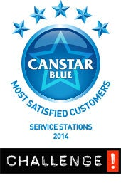 Service Stations 2014 Award: Challenge