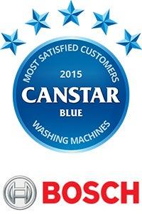 Bosch: Washing Machines Award Winner since 2012